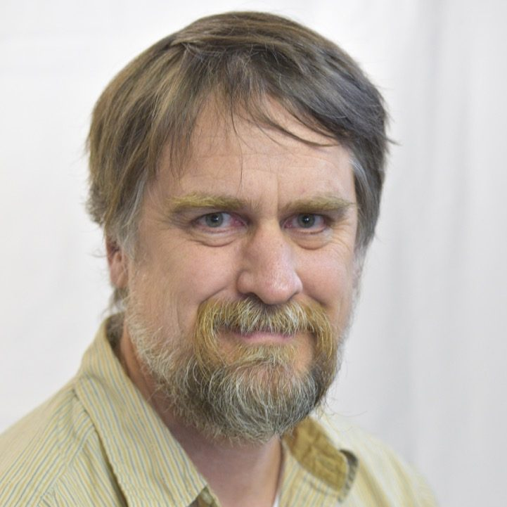 Photo of Stuart Reid, CW Member with Food Co-op Initiative and Board Member